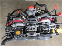 EJ25 Subaru Forester Japanese engine