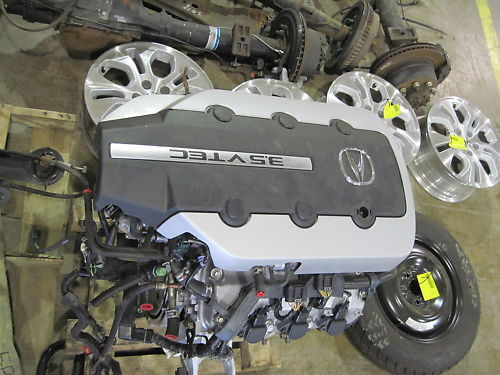 service manual  how to replace engine in a 2006 acura tl